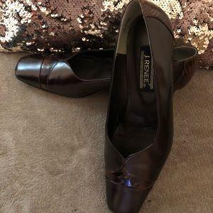 J. Renee' Dress-flex Leather Heels